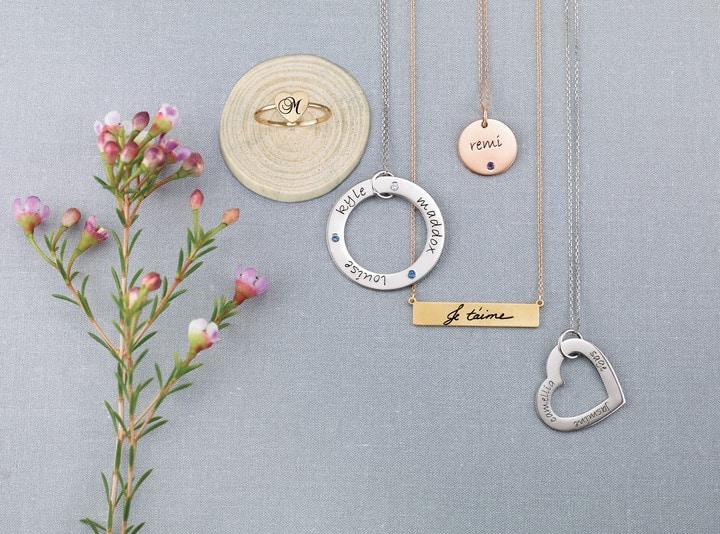 DIY Bridesmaid jewelry gift ideas