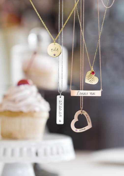 Bridesmaid custom necklace DIY  jewelry gifts